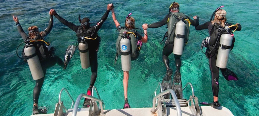 about diving playa del carmen scuba